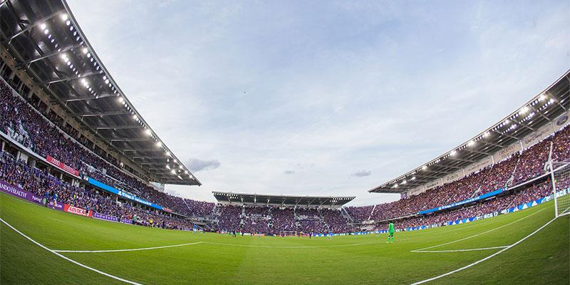 soccer-specific stadium
